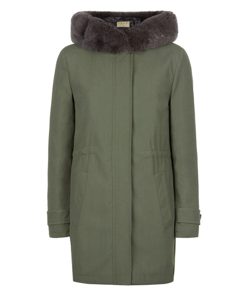 Overcoat - Rex Parka In Sage