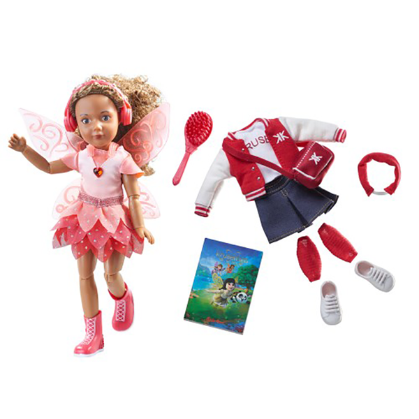 Kruselings Joy Doll Deluxe set