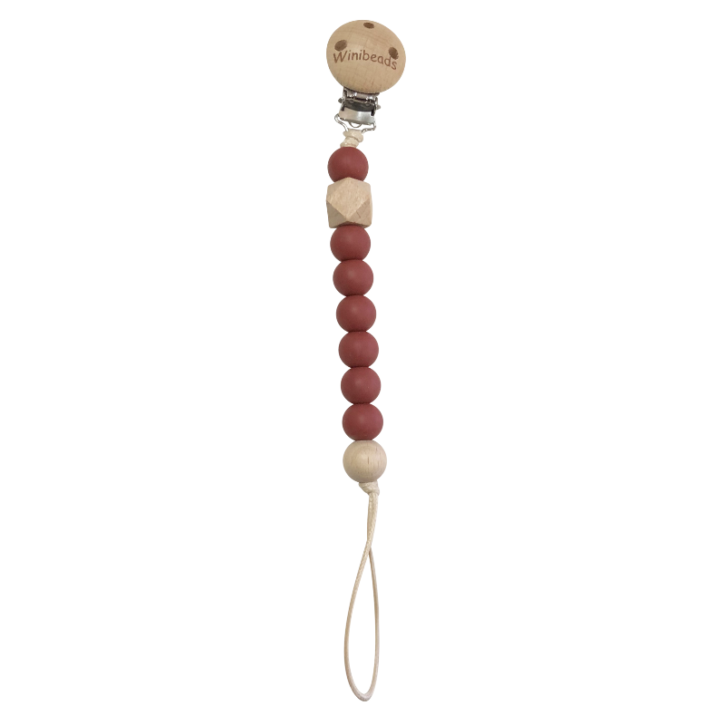 Emotion & Kids Dummy Chain - Charlie Maroon