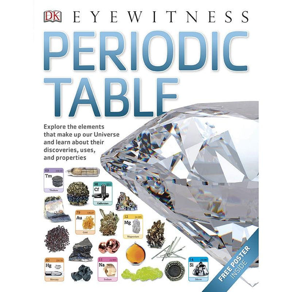 Eyewitness Periodic Table