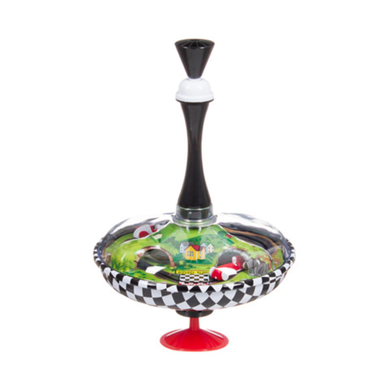 Race Car Spinning Top