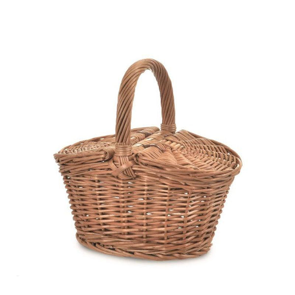 Egmont Picnic Wicker Basket