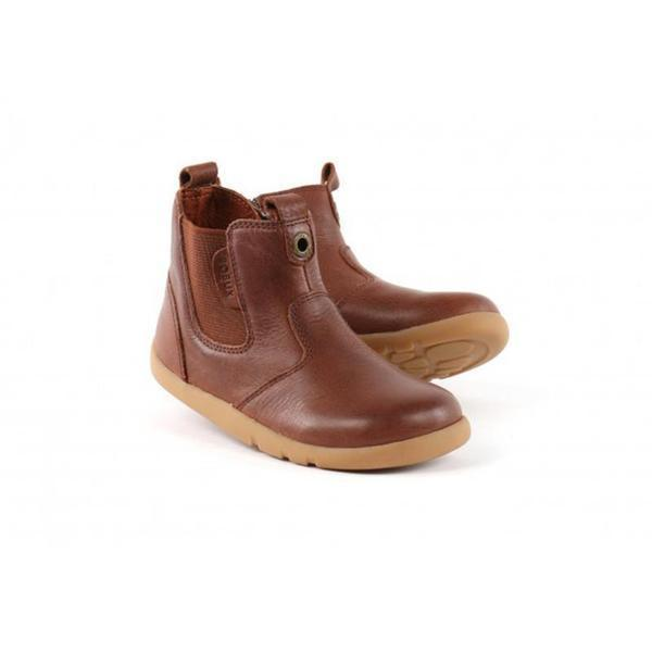 Bobux Outback Boots - Toffee – Shorties Childrens Store d5d9aedb4