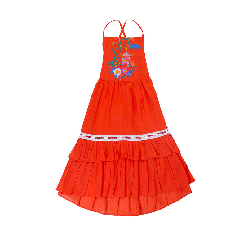 get new low priced official shop Coco and Ginger Lilac Dress - Paprika – Shorties Childrens Store