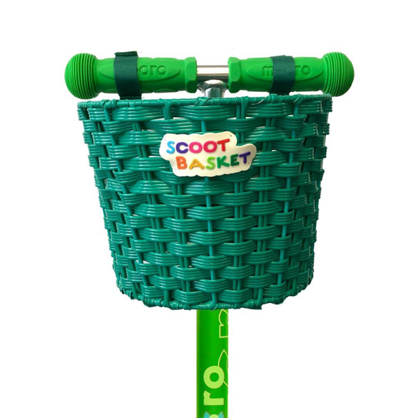 Scoot Basket - Green