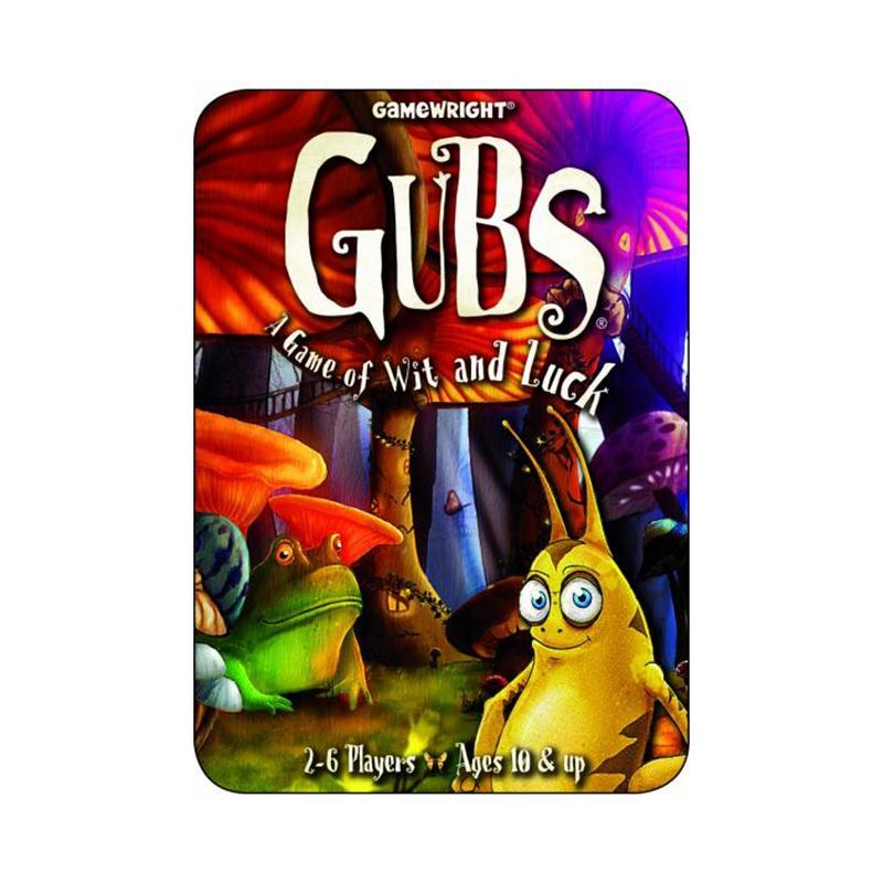 Gubs - A Game of Wit and Luck