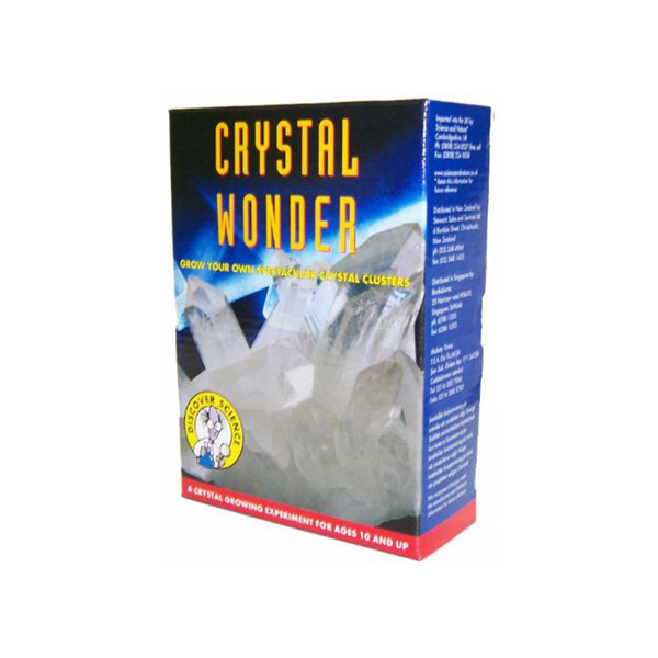Discover Science Crystal Wonder