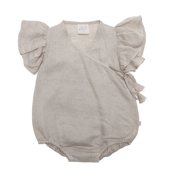 Alex & Ant Grace Playsuit - Natural