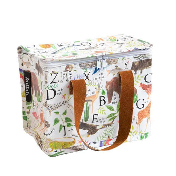 Kollab Poly Lunch Box - Alphabet