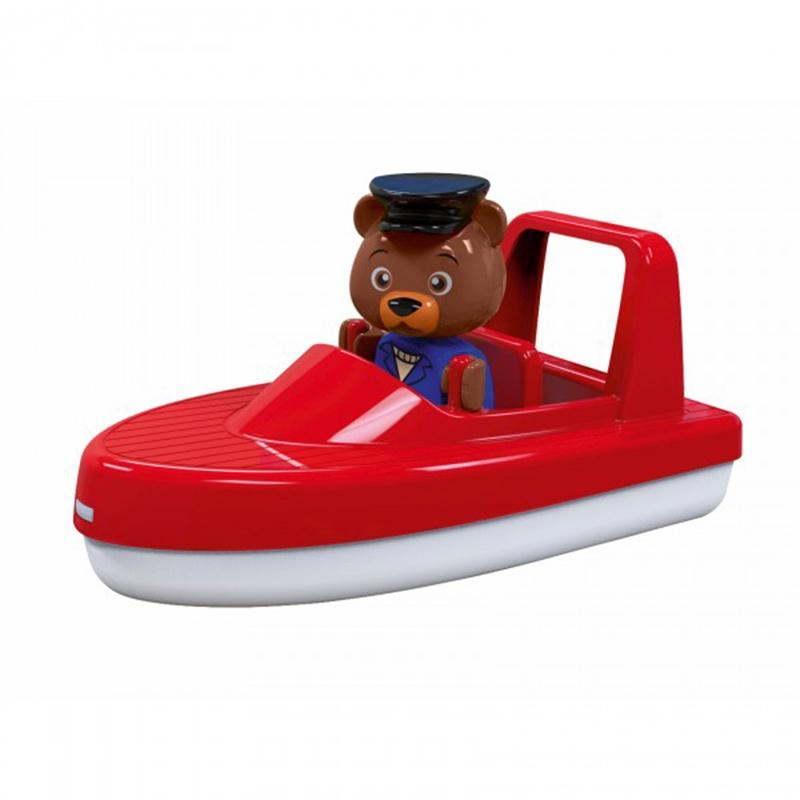 AquaPlay Speedboat Bear bath bear bath toy , and great for water play from Shorties