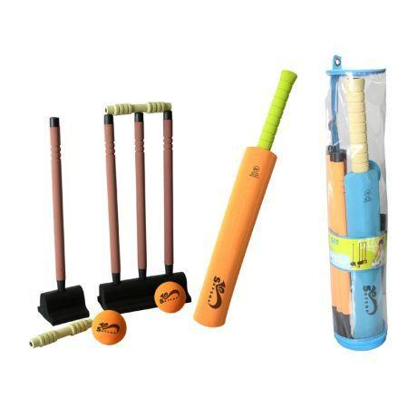 Cricket Bat & Stand Set