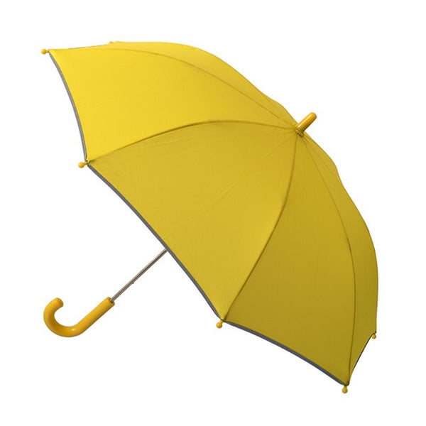 Shorties Kid's yellow reflective children's safety umbrella