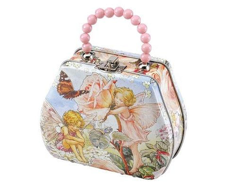 Fairy Bag with Beaded Handle
