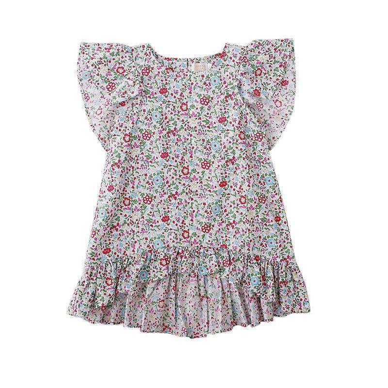 Peggy Alessia Dress - Spring Floral at Shorties