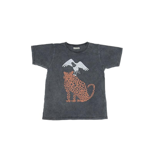 Zuttion SS Tee - Wild Cat
