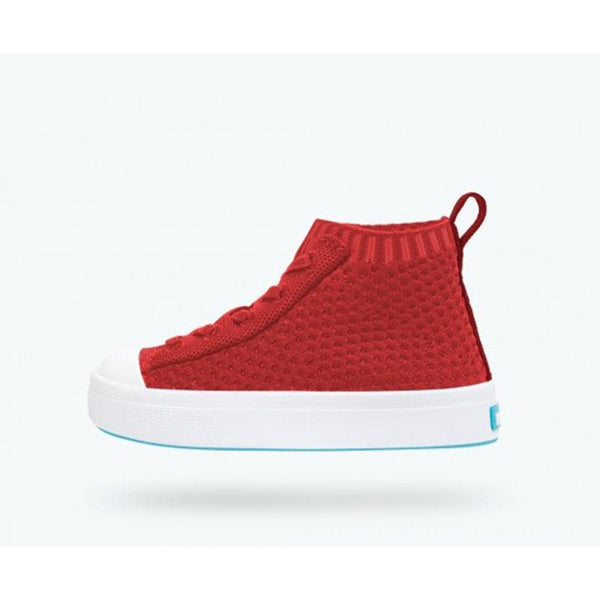 Native Jefferson 2.0 High Liteknit - Torch Red