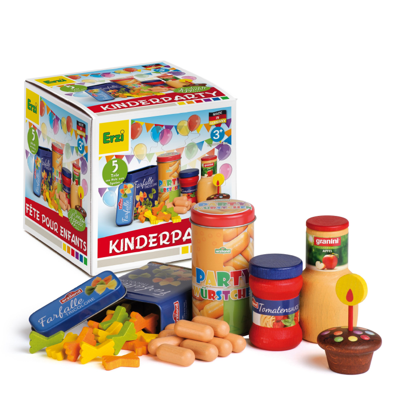Erzi Childrens Party Assortment