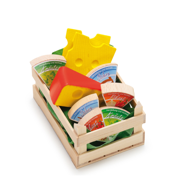 Erzi Assorted Cheese Small