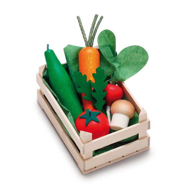 Erzi Assorted Vegetables Small