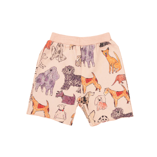 Dougal Australia Shorts - Musk Fair Dinkum Dogs