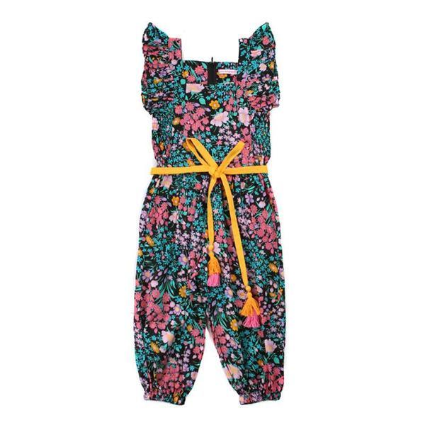 Coco and Ginger Wilde Jumpsuit - Paris Gypsy Black