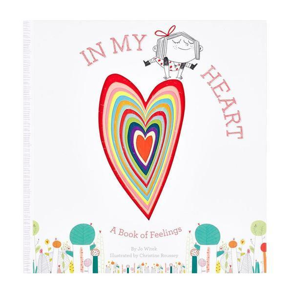 In My Heart - A Book of Feelings by Jo Witek