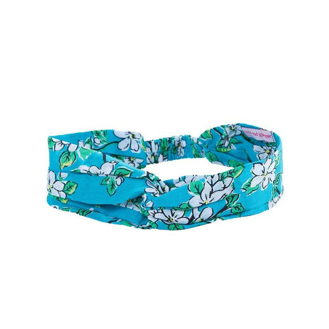 Headband - Sea Glass Blossom