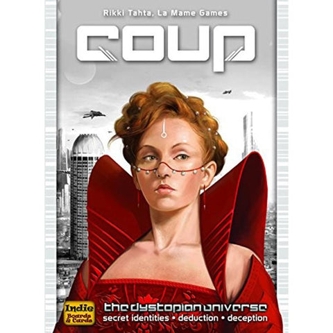 Coup - The Dystopian Universe