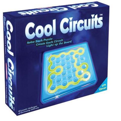 Cool Circuits puzzle solving game at Shorties