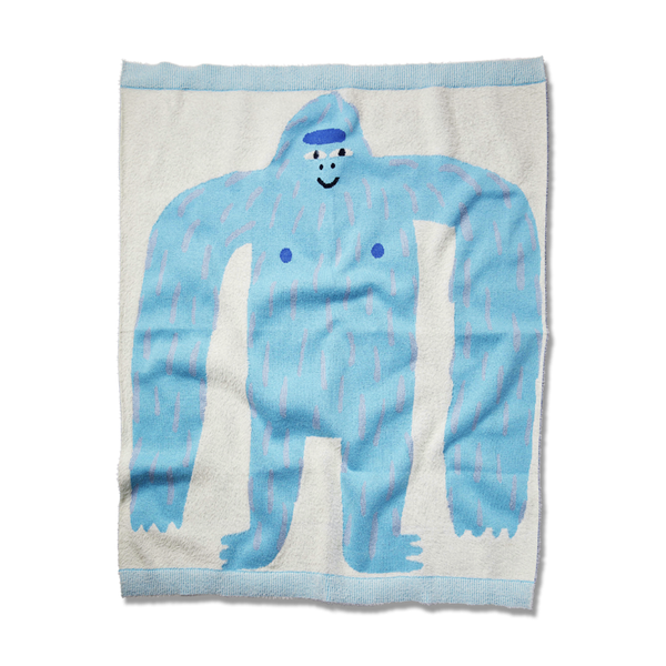 Halcyon Nights Knit Blanket - Monster
