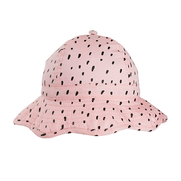 Acorn Infant Hat- Rosy Day