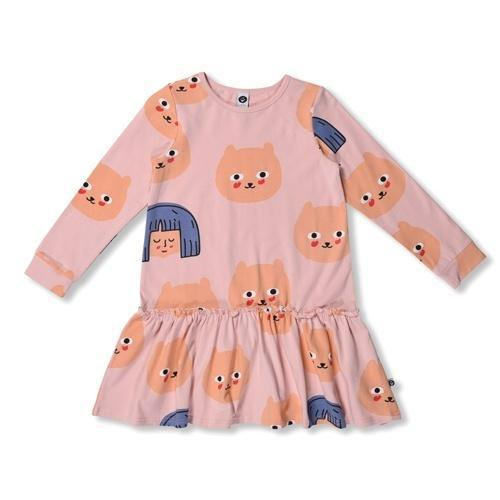 Littlehorn Happy Bears Dress