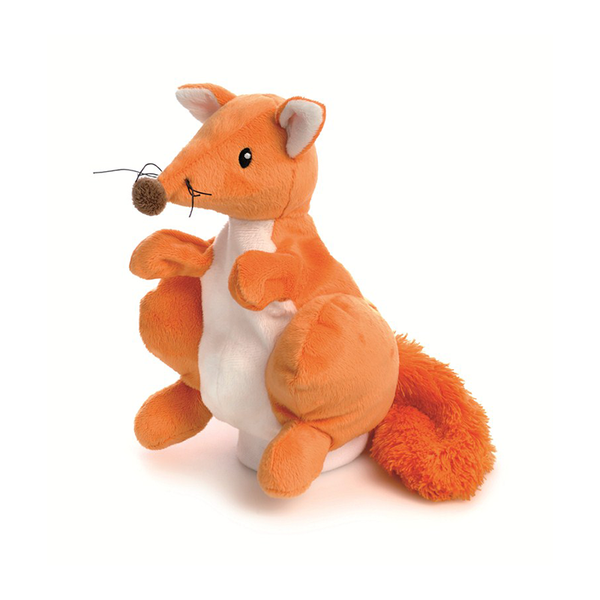 Egmont Hand Puppet - Squirrel