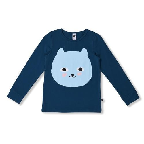 Littlehorn Happy Bear Tee