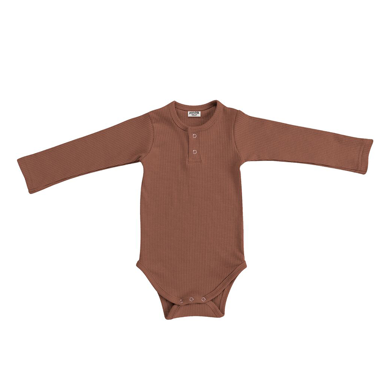 Ponchik Bodysuit - Birch