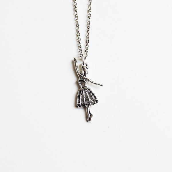 Shorties Bling Necklace - Ballerina