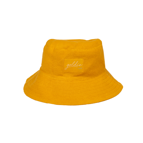 Goldie & Ace Terry Towelling Hat - Marigold