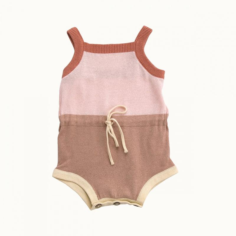Nature Baby Lois Suit - Water Lily Knit