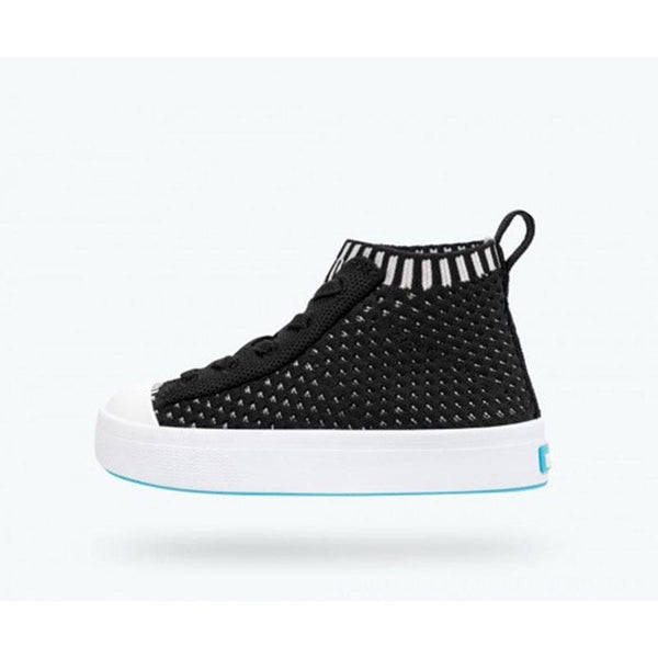 Native Jefferson 2.0 High Liteknit - Jiffy Black