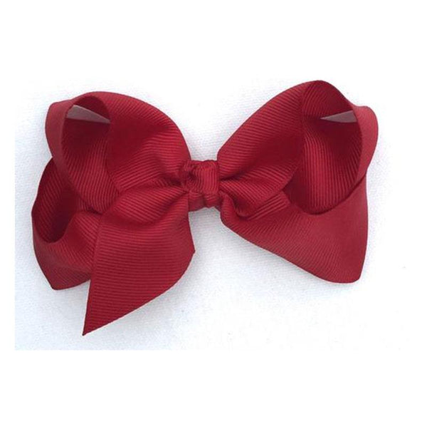 Maisie May Mini Trixie Bow Mini - Red