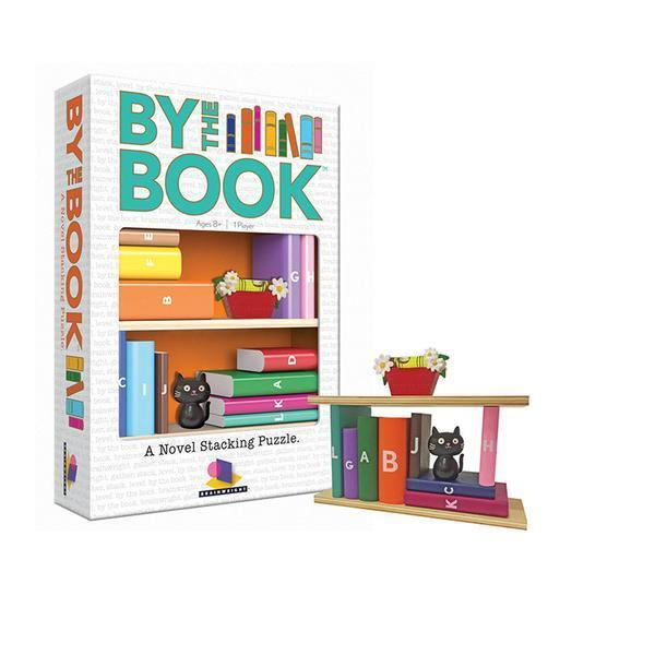 By the Book - A Novel Stacking Puzzle
