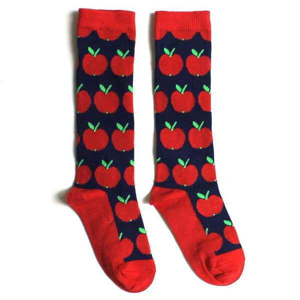 Long Apple Socks
