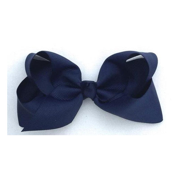Maisie May Mini Trixie Bow Mini - Navy