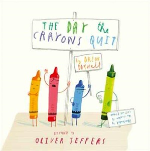 The Day The Crayons Quit P/B. Kids store inner west Sydney. Kids and baby clothing boutique,books, toys and games.