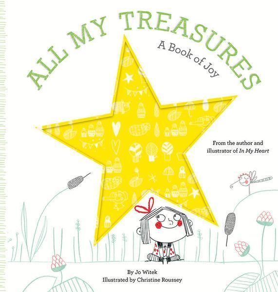 All My Treasures, A Book of JOY