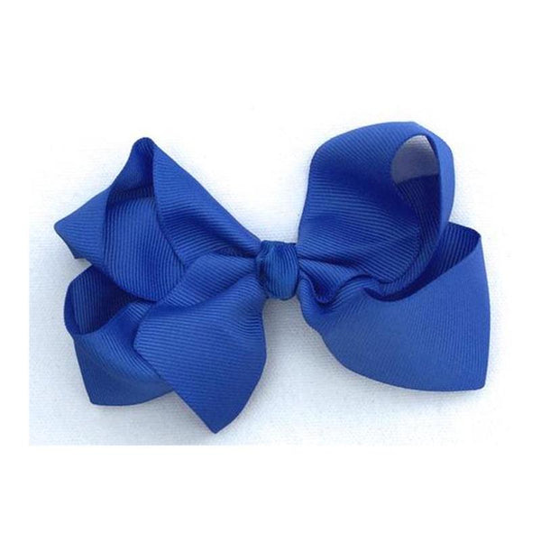 Maisie May Mini Trixie Bow Mini - Royal