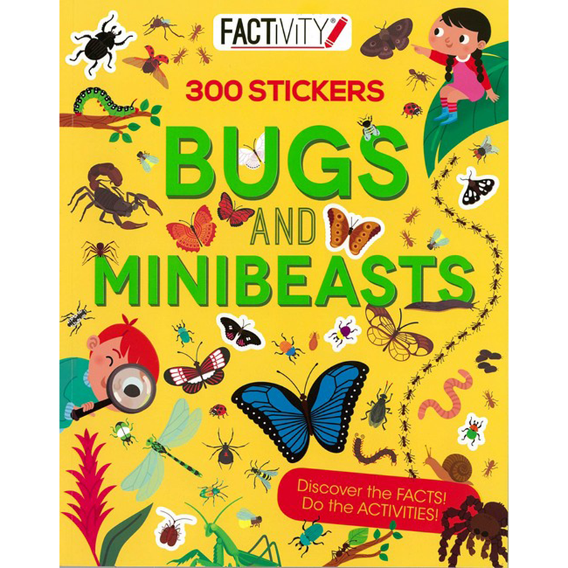 Factivity Bugs And Minibeasts