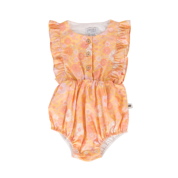 Peggy August Playsuit - Posy Print