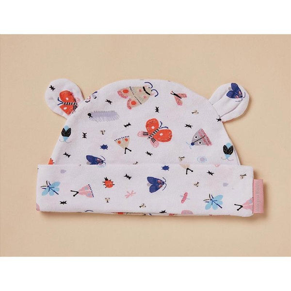 Halcyon Nights Lunar Baby Hat - Love Bugs