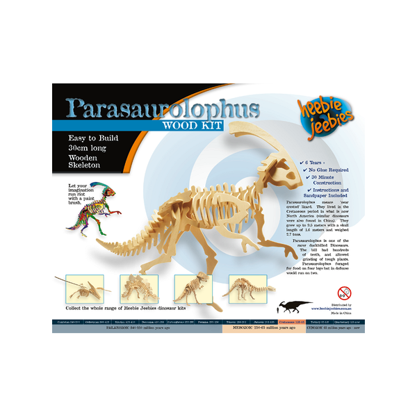 Dino Kit Small Parasaurolophus
